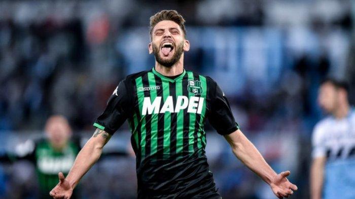CHELSEA dan WEST Ham United Cari Peluang Transfer Domenico Berardi