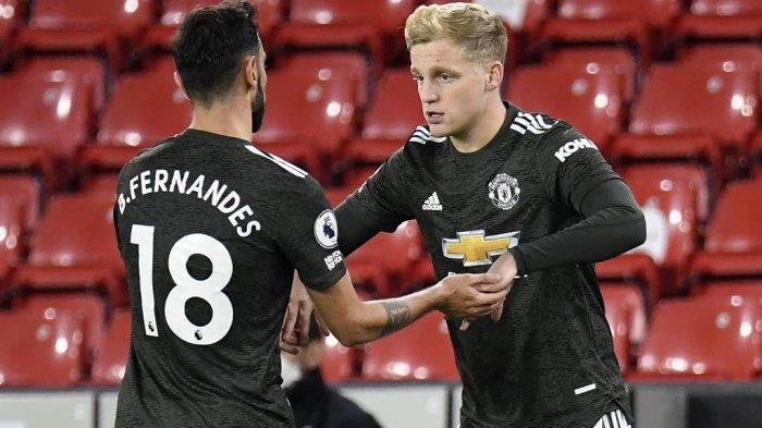 Berita MU - Alasan Utama Donny van de Beek Harus Segera Tinggalkan Manchester United