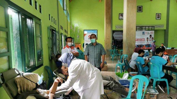 PKS Sleman Bantu Stok Darah PMI Melalui Aksi Donor Darah