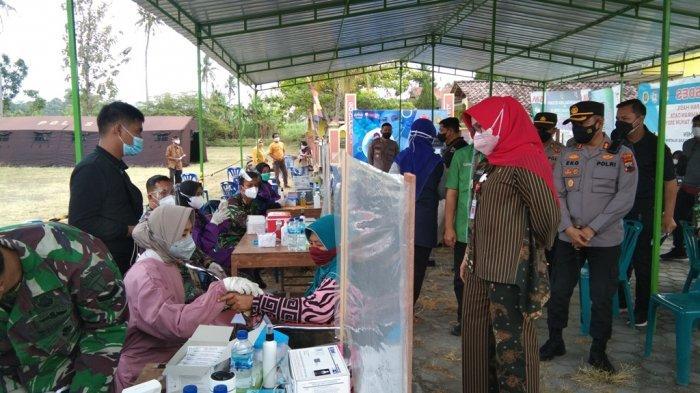 Dorong Percepatan Vaksinasi Covid-19, Ini yang Dilakukan Bupati Klaten Sri Mulyani
