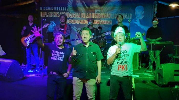 DPD RI Dorong Keterlibatan Seniman dalam Upaya Penanaman Nilai Pancasila
