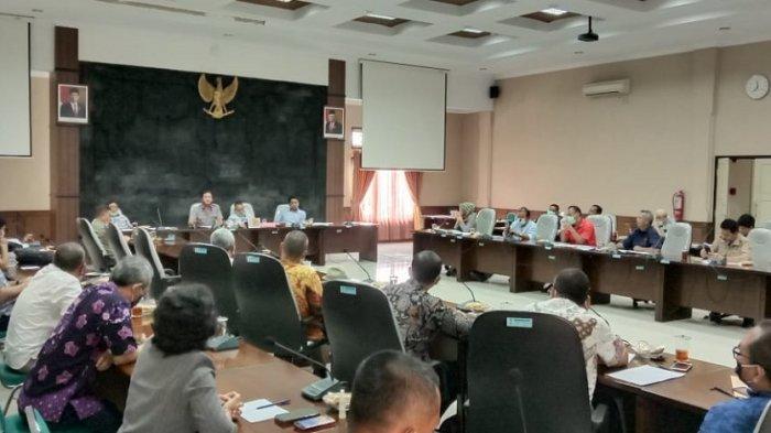 DPRD Kabupaten Magelang Dorong Perbankan dan Lembaga Pembiayaan Berikan Keringanan Kredit