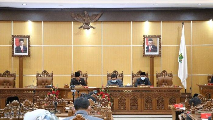 Sah, DPRD Kabupaten Magelang Setujui Dana Cadangan Pilbup 2024 Masuk Pembahasan Tahun 2021