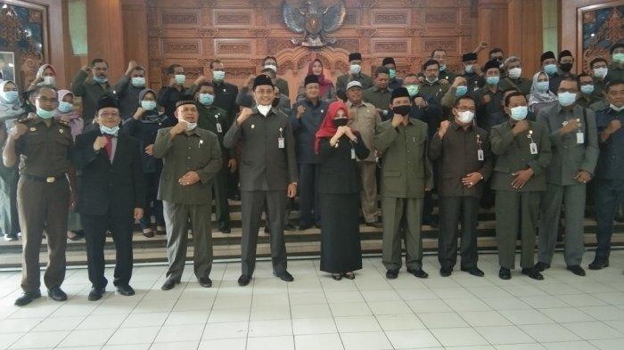 DPRD Klaten Segera Kirimkan Berkas Penetapan Bupati dan Wakil Bupati Terpilih ke Mendagri