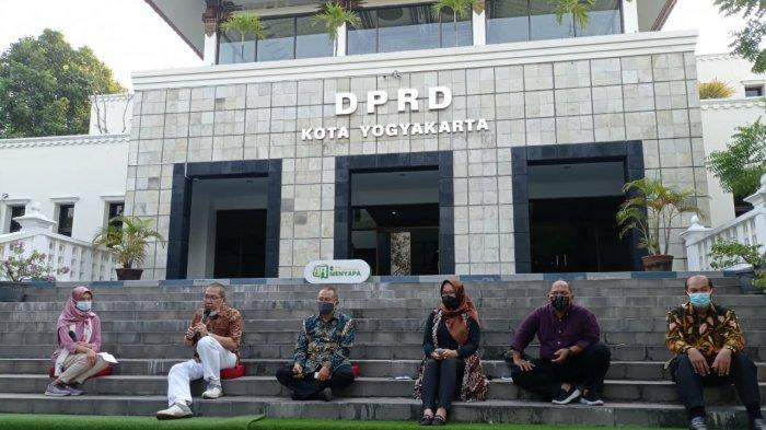 DPRD Kota Yogyakarta Galang Aspirasi Masyarakat Terkait Pendidikan di Masa Pandemi