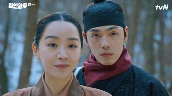 SINOPSIS Drama Korea Mr. Queen Episode 19: Akankah Raja dan Ratu Berhasil Menjalankan Misi?