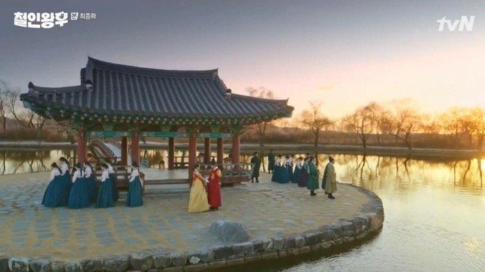SINOPSIS Drama Korea Mr. Queen Episode 20: Persatuan Hidup Raja dan Ratu Bersama