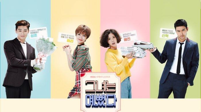 Drama Korea She Was Pretty