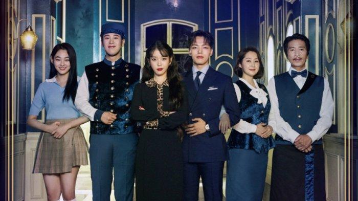 Drama Korea Hotel Del Luna Diperankan IU dan Yeo Jin Goo Tayang di NET TV Setiap Hari 16.45 WIB