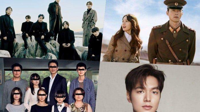 Survei Internasional : BTS Penyanyi Korea Terfavorit Sepanjang Tahun 2020