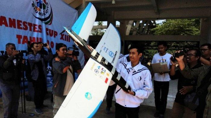 Seperti Ini Kecanggihan Drone 'Ashwincarra' Karya Tim Gamaforce UGM, Mampu Terbang Hingga 150 km/jam