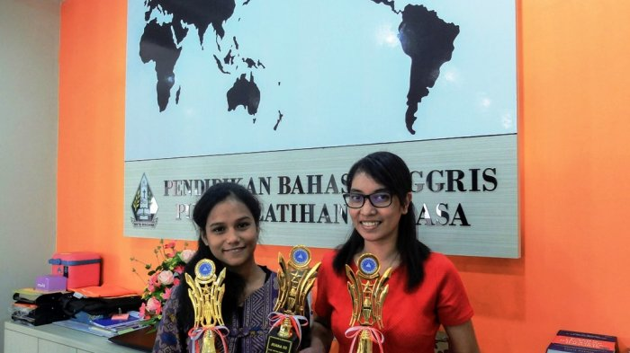 Mahasiswa UKDW Sapu Bersih Essay Writing Competition