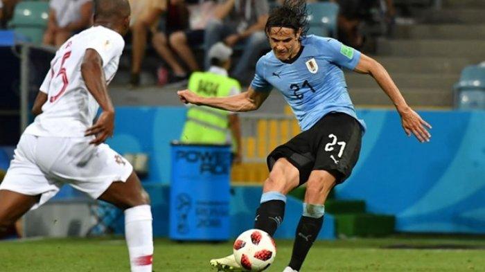 BABAK I: Tanpa Cavani, Uruguay Tertinggal 0-1 dari Prancis