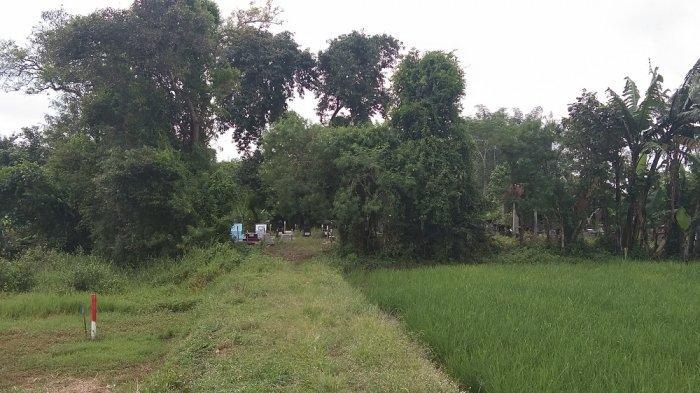 Dua Makam di Desa Klaten Ini Ikut Diterjang Proyek Tol Yogyakarta-Solo