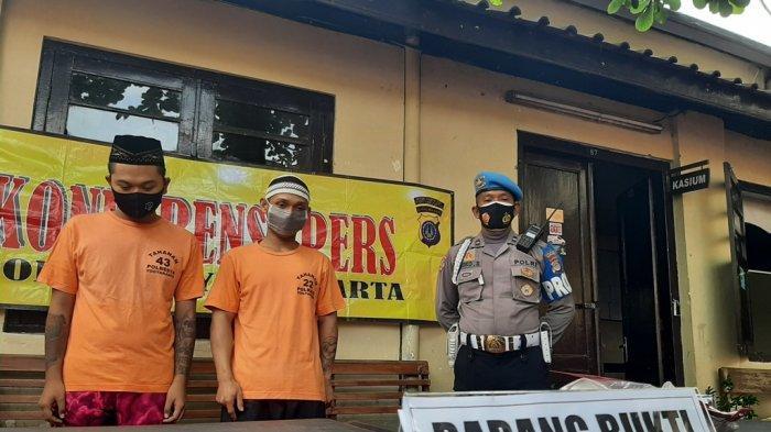 Dua Pengangguran di Yogyakarta Nekat Jual Pil Yarindo, Kini Terancam Penjara 10 Tahun