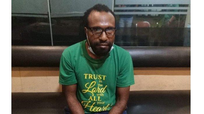Dua Tahun jadi Buronan, Aktor Utama Kerusuhan Papua 2019 Silam Akhirnya Ditangkap di Jayapura