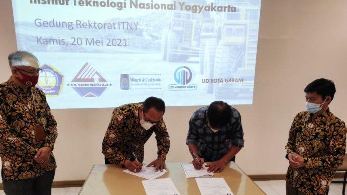 Dukung Merdeka Belajar, ITNY Jalin Kemitraan dengan Pelaku Industri Pertambangan