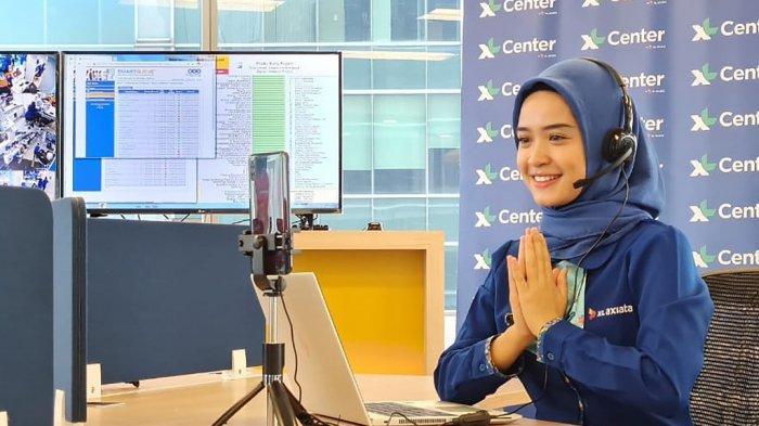 Dukung Penerapan PPKM Darurat,XL Center Sediakan Layanan Online XL/AXIS #dariRUMAHsaja