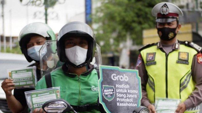 Dukung Penerapan Protokol Kesehatan, Grab Hadirkan Program Juara Kota di Yogyakarta