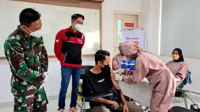 Dukung Percepatan Vaksinasi di Wilayah DI Yogyakarta, Honda Dorong Vaksinasi Masyarakat Umum