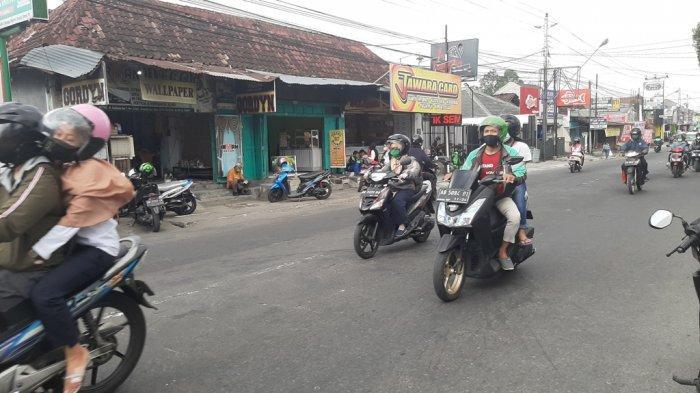Driver Ojek Online di DI Yogyakarta Berikan Dukungan Pada Keluarga Korban Salah Sasaran Sate Maut