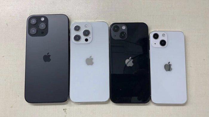 Dummy iPhone 13.