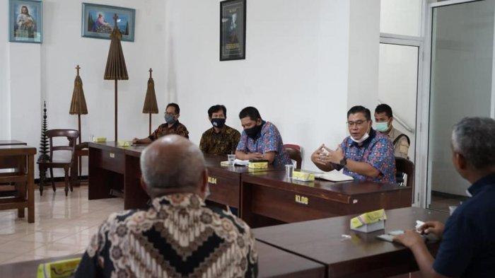 DWS - ACH Berjanji Rawat dan Jaga Kemajemukan Sleman