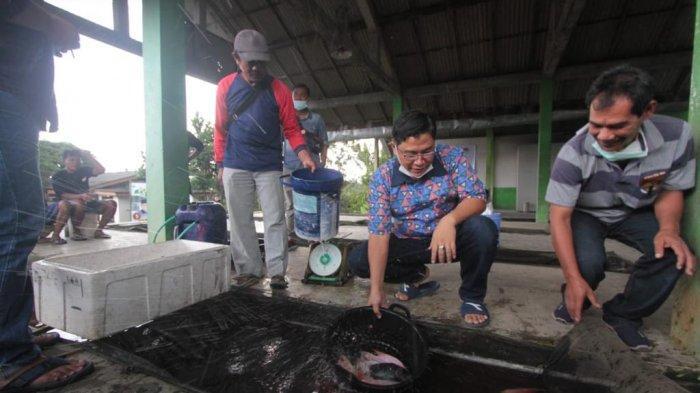 Danang Wicaksana Silaturahmi ke Kelompok Tani Kembang Mulyo, Siap Atasi Keluhan Petani