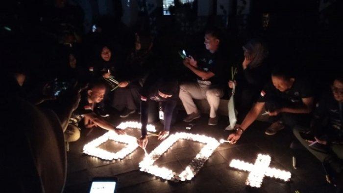 Bandara Adisutjipto Yogyakarta Ikut Rayakan Momen Earth Hour 2019