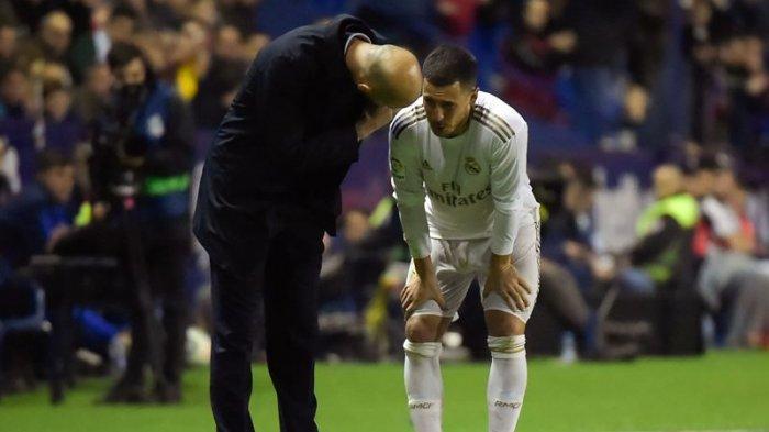 Real Madrid vs Liverpool: Kabar Gembira bagi Madridista tentang Eden Hazard