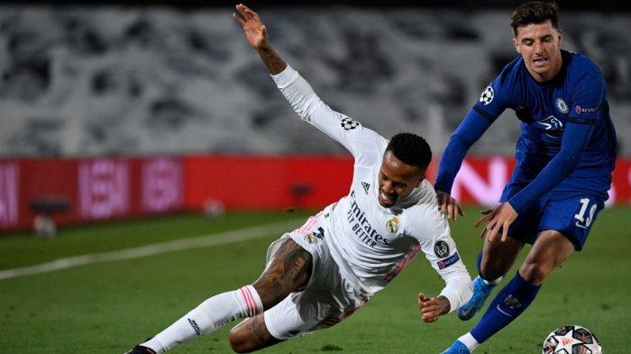 LIGA CHAMPIONS: Ambisi Eder Militao Juara Liga Champions Bersama Real Madrid