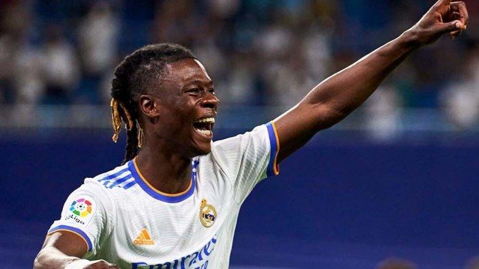 Rating Pemain Real Madrid vs Celta Vigo, Benzema Hattrick, Camavinga Cetak Gol Perdana
