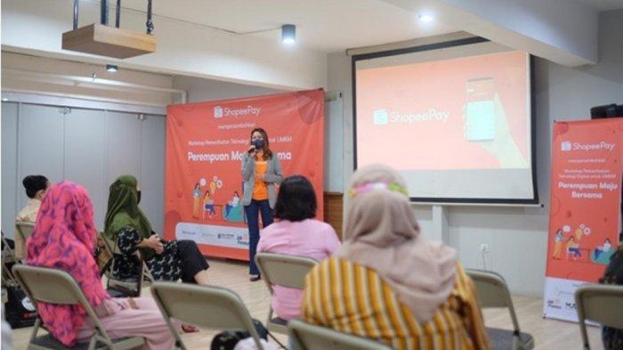 ShopeePay Ajak Perempuan Maju Bersama Raih Kesuksesan Bisnis dengan Melek Digital