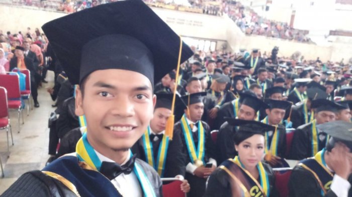 Beginilah Kunci Sukses Wisudawan Terbaik UPN Veteran Yogyakarta