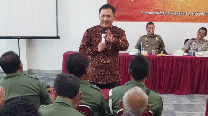 Ketua Komisi A DPRD DIY Eko Suwanto Ajak Masyarakat Awasi Pemutakhiran DPT Pemilu 2019