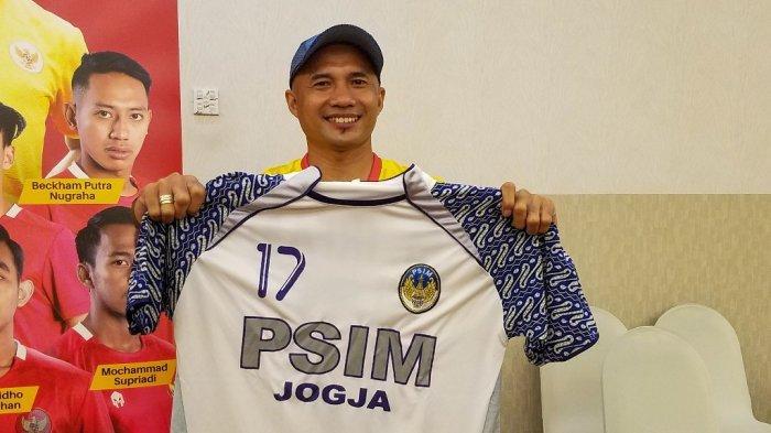 Eks PSIM Yogyakarta Tekuni Profesi Sebagai Dosen