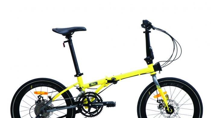 Element Bike Rilis Sepeda Lipat Element Nick 451, Murah!