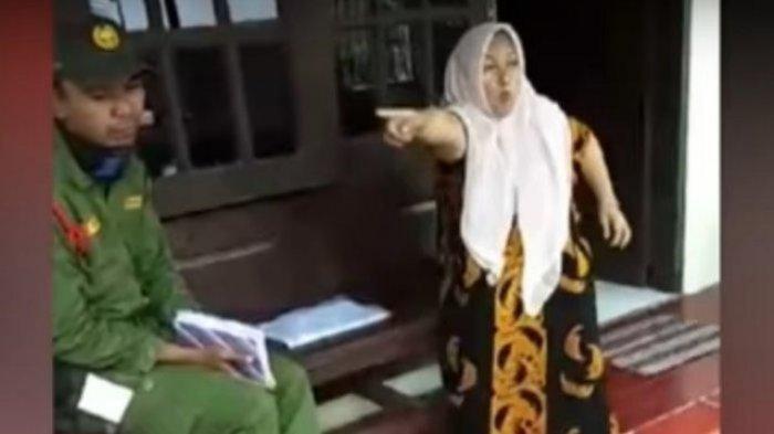 VIRAL, Pemudik Wanita di Solo Ngamuk saat Didata oleh Satgas Covid-19, Wali Kota pun Angkat Bicara