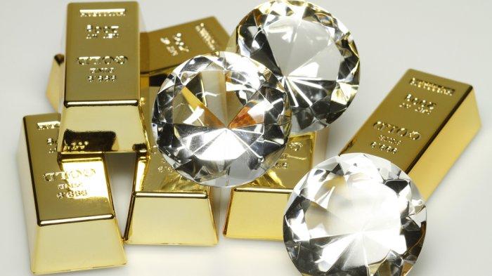 Kemilau Anniversary The Palace Jeweler, Bagikan Berlian Gratis untuk Pelanggan Setia