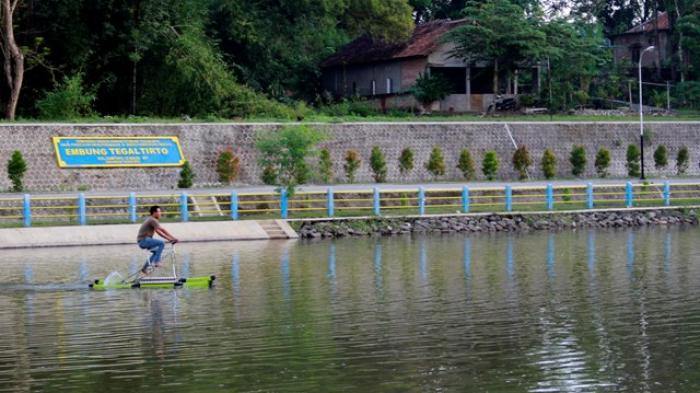 Lima Embung di Yogyakarta Ini Bisa Jadi Destinasi Wisata Alternatif