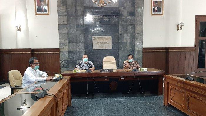 Sekretariat Dewan dan Wartawan di DPRD DIY Diminta untuk Rapid Test