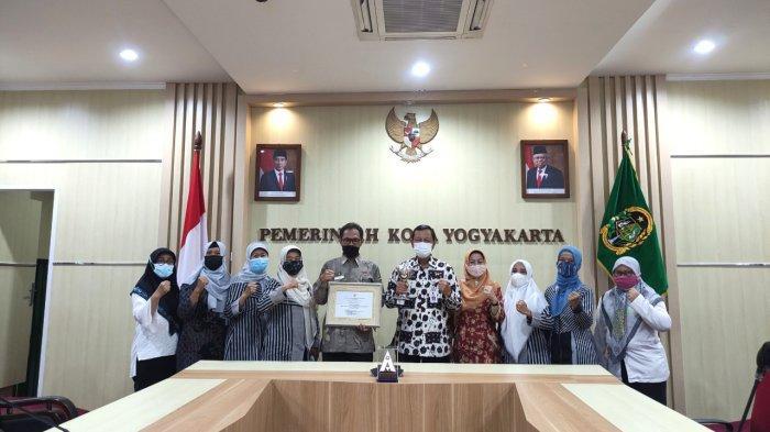 Kota Yogyakarta Sabet Anugerah Parahita Ekapraya 2020