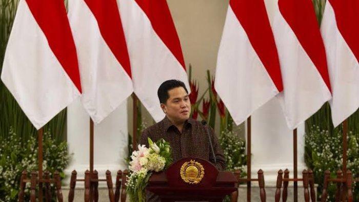 Dipimpin Erick Thohir, MES Berikhtiar Dorong Ekonomi Keumatan, Kerakyatan, dan Kebangsaan