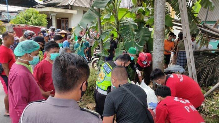 Seorang Pengendara Motor di Kulonprogo Tewas Setelah Menabrak Pohon di Pinggir Jalan