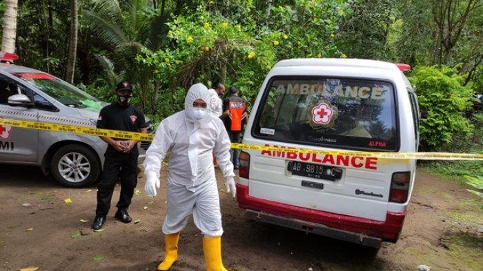 Jasad Perempuan Ditemukan dalam Kondisi Membusuk di Dalam Rumah di Jatirejo Kulonprogo