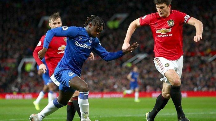 Link Live Streaming Everton Vs Manchester United Mu Malam Ini Di Mola Tv Halaman All Tribun Jogja
