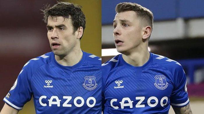 LIGA INGGRIS: Everton Vs Tottenham Hotspur, Ancaman Bek Sayap The Toffees