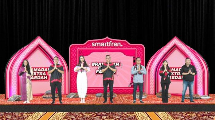 Sambut Ramadan Smartfren Hadirkan Extra Unlimited Malam Full Speed Gratis