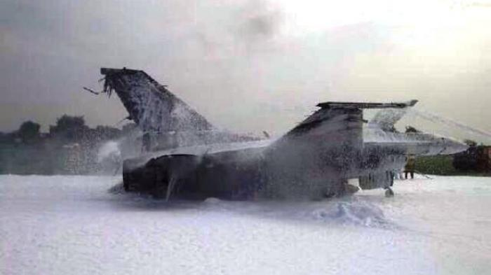 Begini Kronologi Kecelakaan Jet Tempur F16 Menurut Mabes TNI