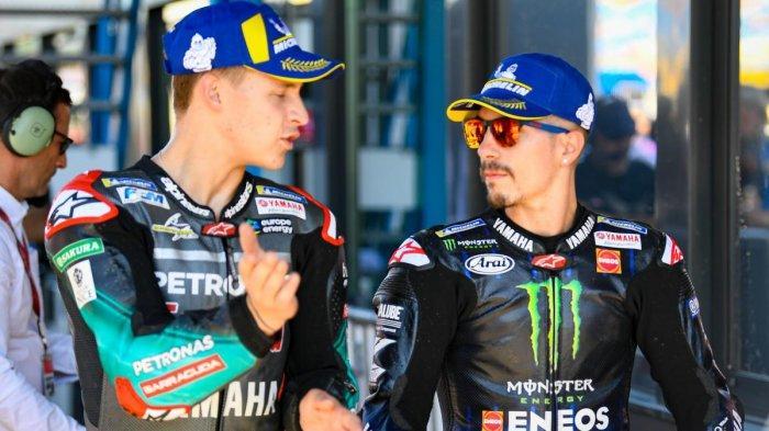 Line Up Pebalap Sementara untuk MotoGP 2021